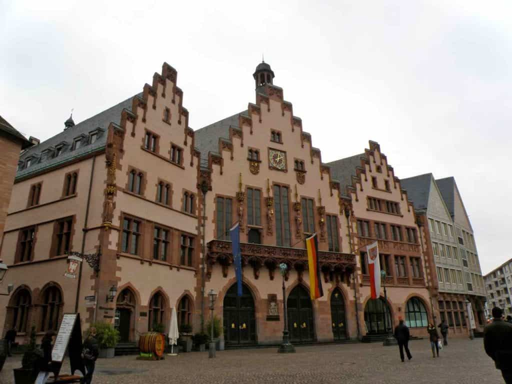 Frankfurt cidade