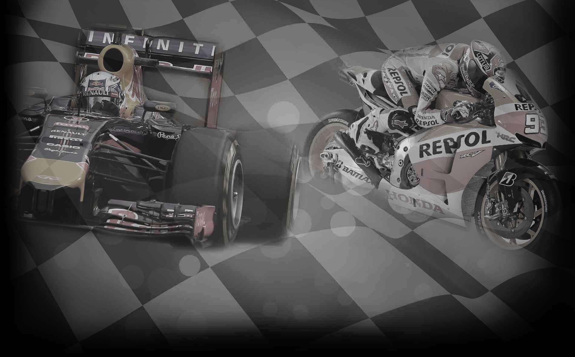 F1 MotoGP background WP